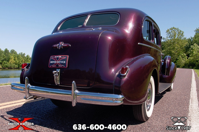1939 Buick Limited 32