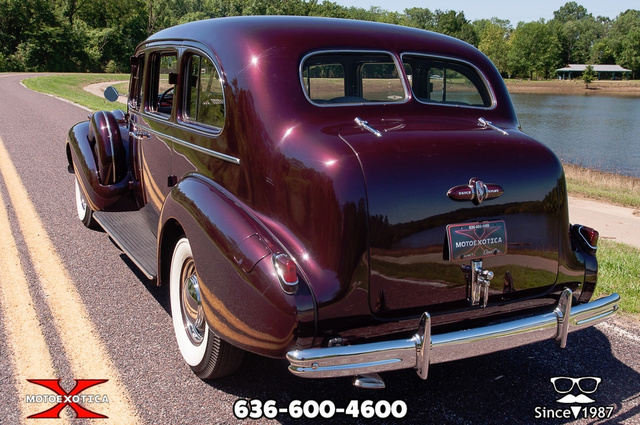 1939 Buick Limited 36
