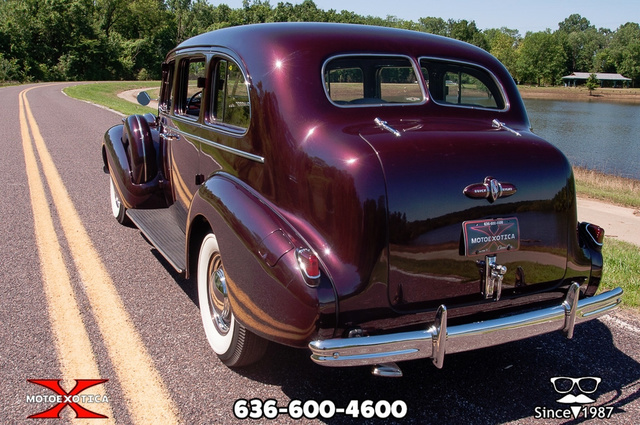 1939 Buick Limited 37