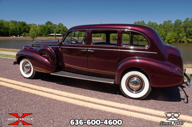 1939 Buick Limited 39