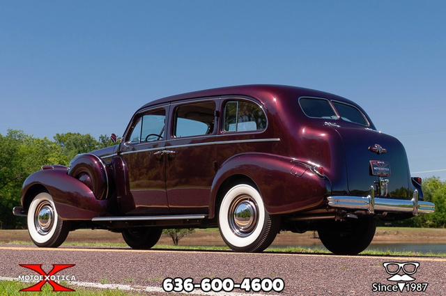 1939 Buick Limited 40