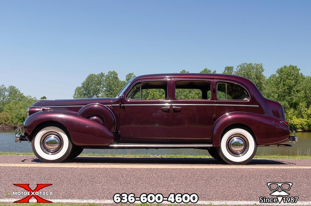 1939 Buick Limited 41