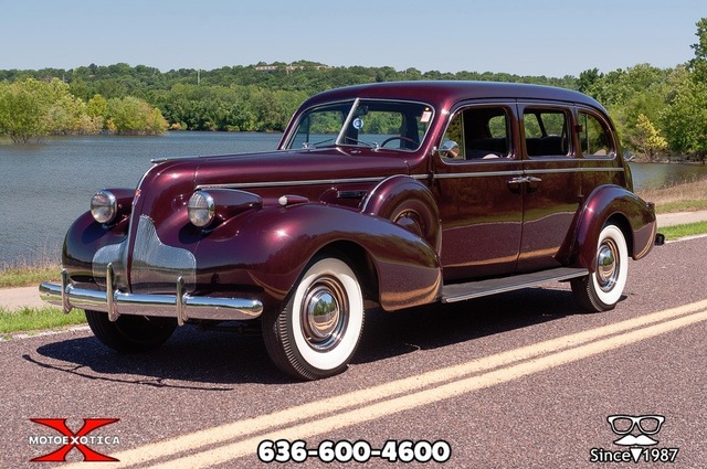 1939 Buick Limited 43