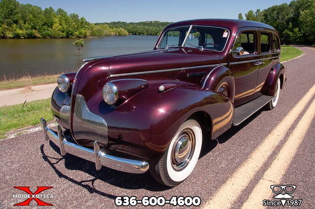 1939 Buick Limited 44