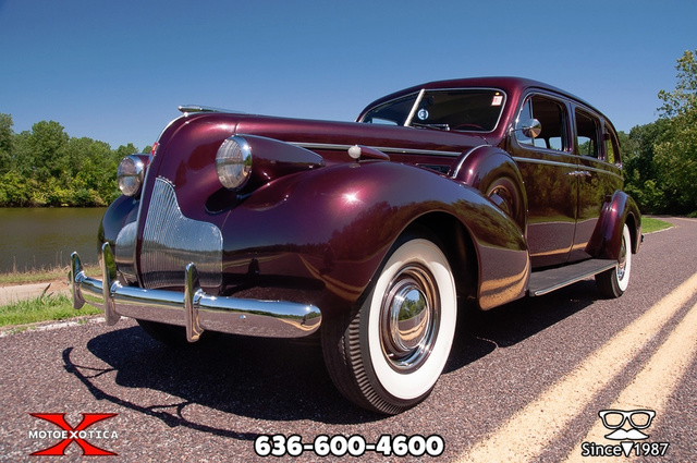 1939 Buick Limited 45