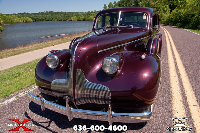 1939 Buick Limited 46
