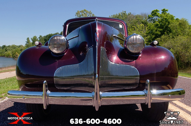 1939 Buick Limited 47