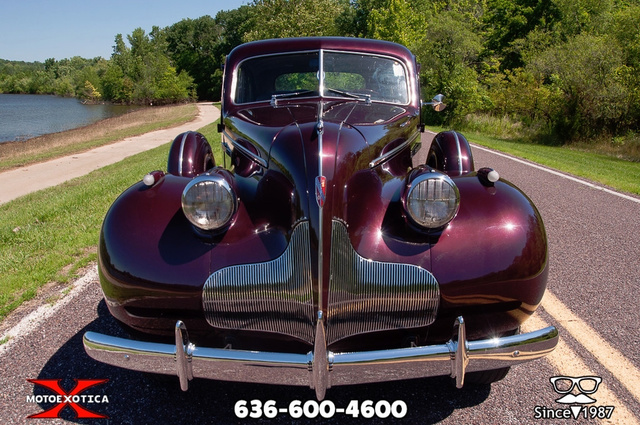 1939 Buick Limited 48