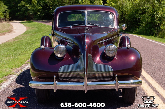 1939 Buick Limited 49