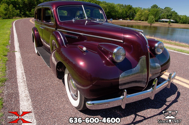 1939 Buick Limited 52