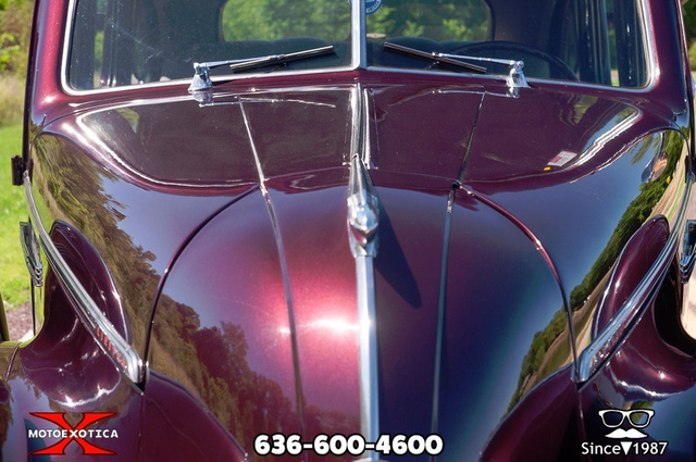 1939 Buick Limited 61
