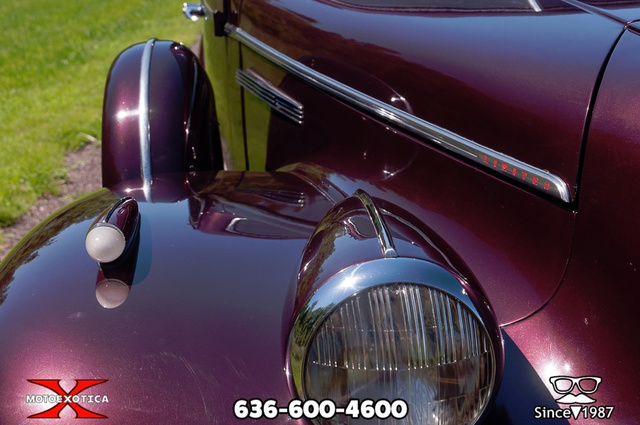 1939 Buick Limited 62