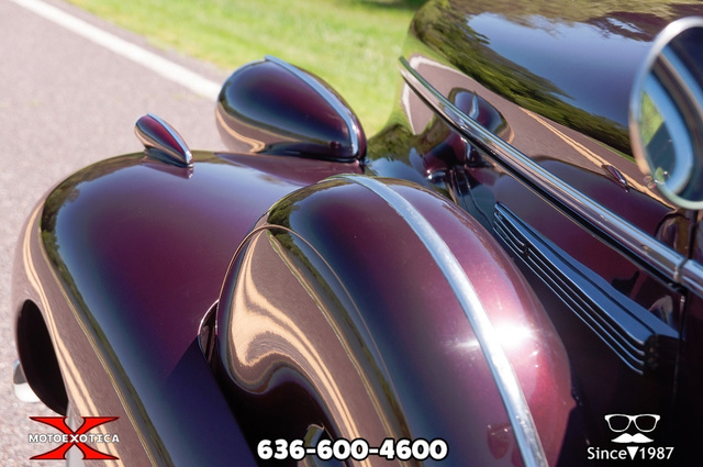 1939 Buick Limited 76