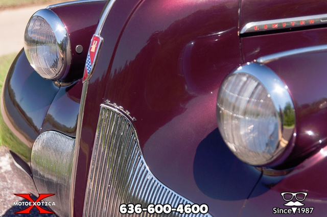 1939 Buick Limited 77