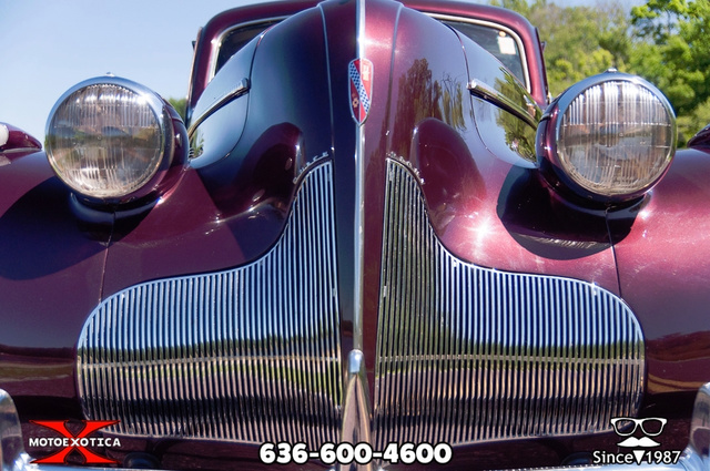 1939 Buick Limited 78