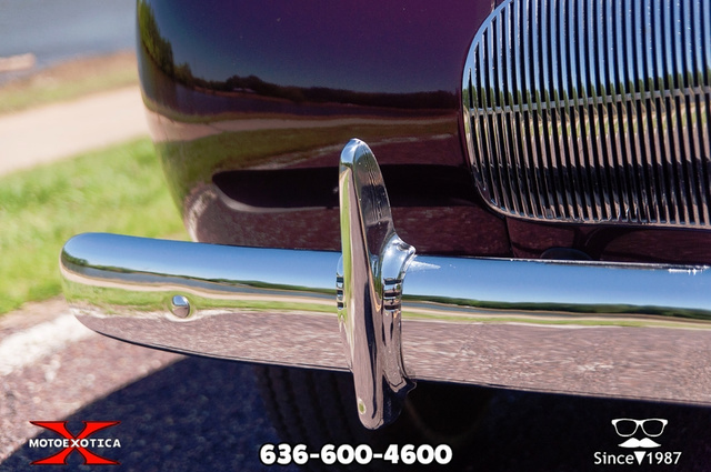 1939 Buick Limited 81