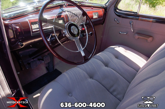 1939 Buick Limited 90