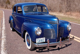 1940 Plymouth Deluxe Four-door Touring Sedan