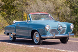 1951 Studebaker Champion Regal  Deluxe  Convertible
