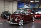 "1940 FORD CONVERTIBLE ""OL WINO"" by VON DUTCH"