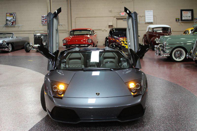 2008 Lamborghini Murcielago Lp640 Roadster Zhwbu47s88la03146