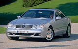 2006 Mercedes-Benz CL-Class CL55 AMG Coupe