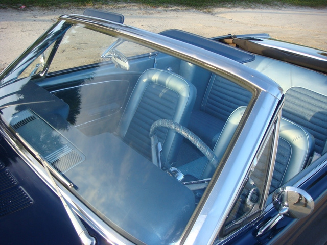 1966 Ford Mustang CONV photo