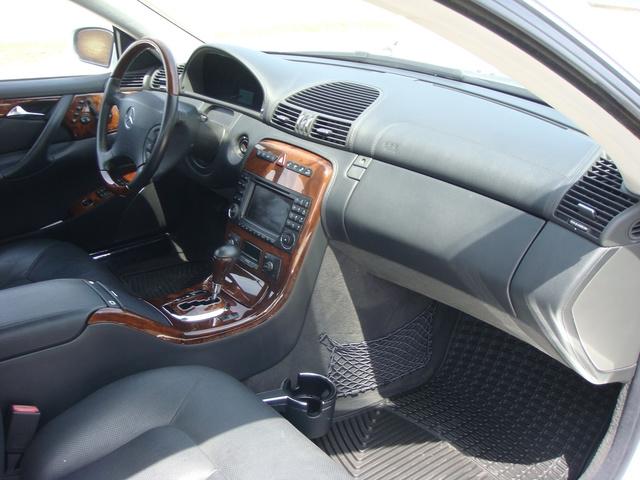 2003 Mercedes-Benz CL-Class CL500 photo