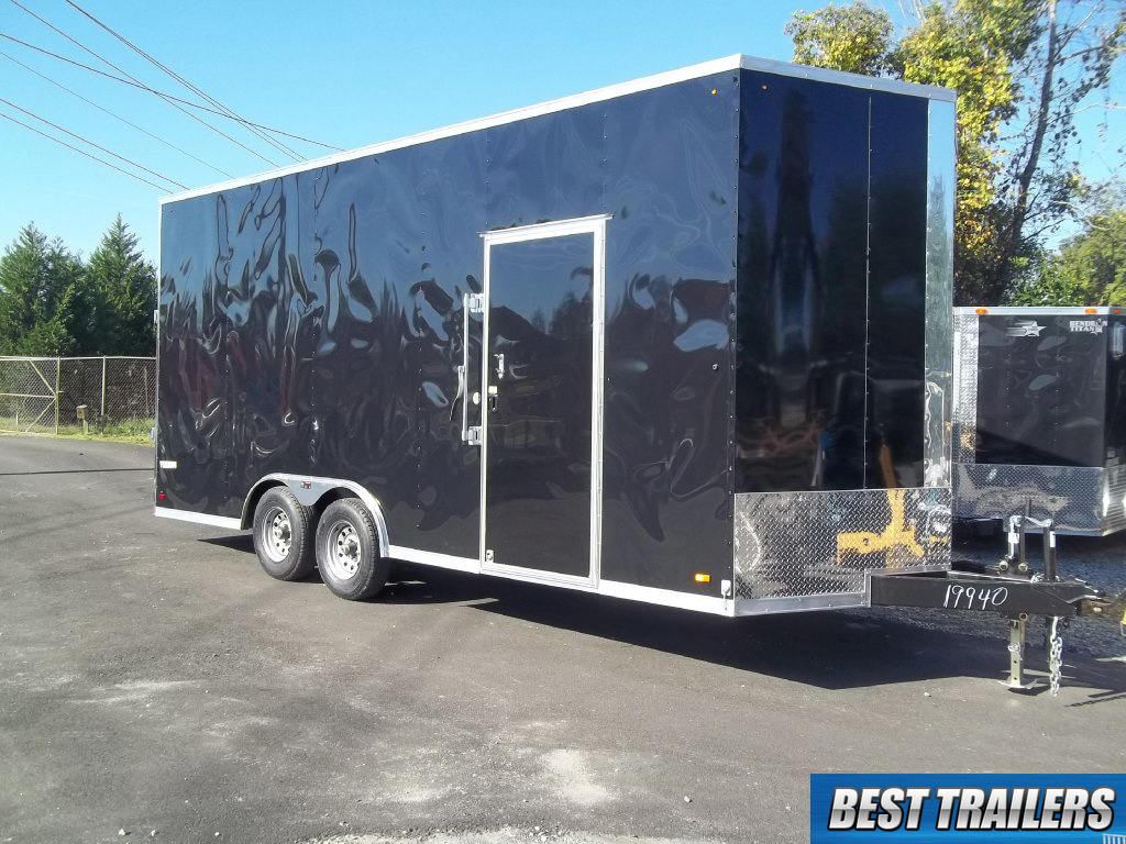 2017 look 8 x 20 extra tall ebay for Rv height