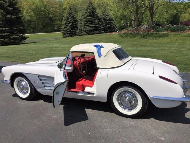 1960 Chevrolet Corvette Convertible Soft Top photo