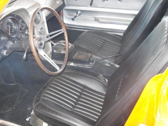 1967 Chevrolet Corvette stingray Fastback photo