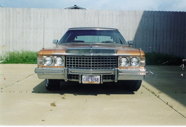 1974 Cadillac Fleetwood  photo