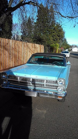 1967 Ford Fairlane 500 Convertible photo