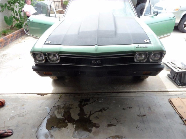 1968 Chevrolet Chevelle SS in Omaha, NE   Used Cars for Sale on