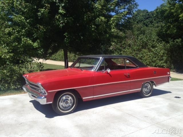 1967 Chevrolet Nova SS photo