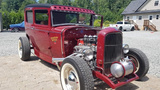 1931 Ford Model A Sedan Chopped Hi-Boy