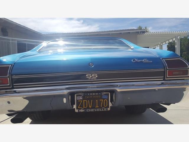 1969 Chevrolet Chevelle SS photo