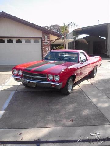 1970 Chevrolet El Camino  photo