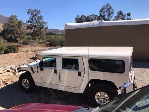 1996 AM General Hummer Wagon