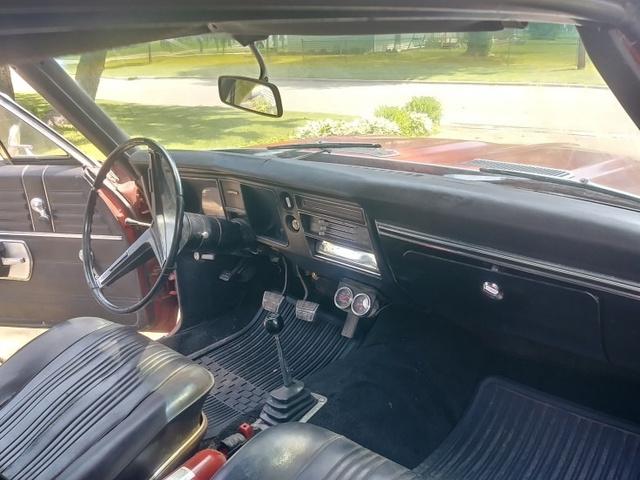 1968 Chevrolet Chevelle  photo