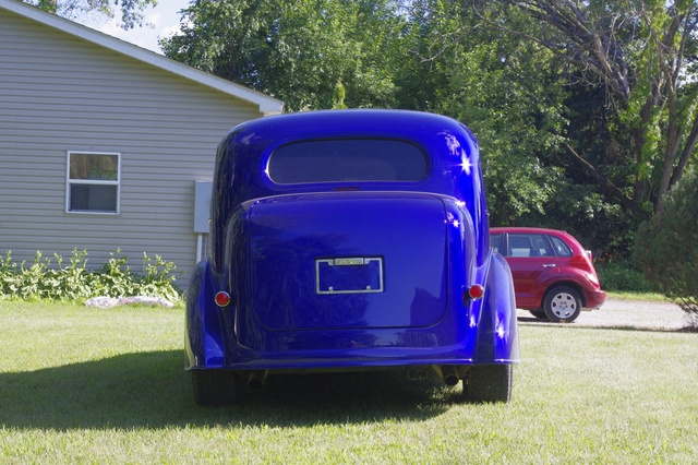 1936 Chevrolet Coupe  photo