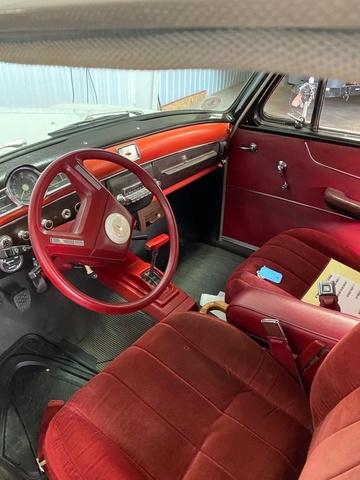 1960 Mercedes-Benz 190-Class  photo