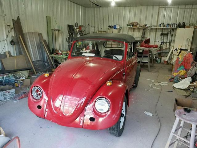 1967 Volkswagen Beetle  photo