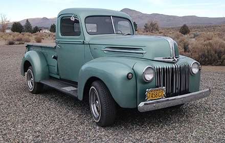 1942 Ford F-100