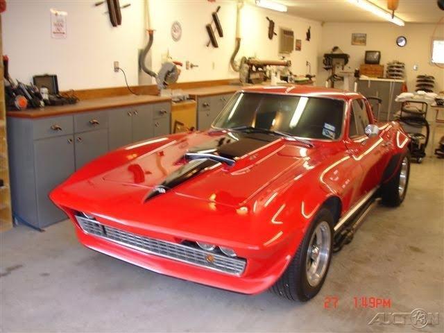 1967 Chevrolet Corvette stingray  photo