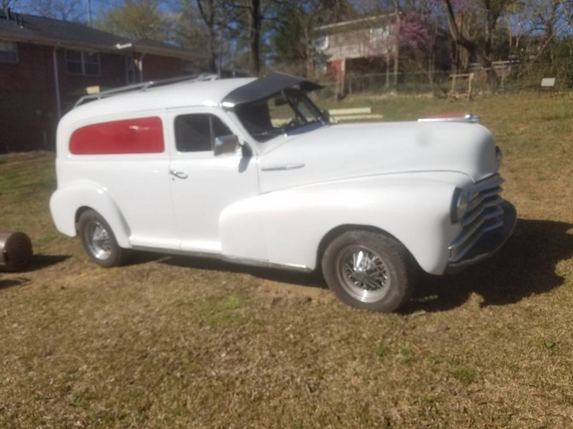 1947 Chevrolet Sedan Delivery  photo