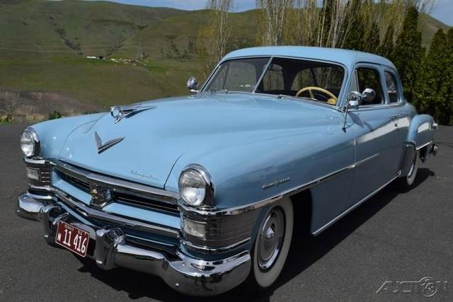 1951 Chrysler New Yorker  photo