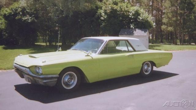1964 Ford Thunderbird  photo