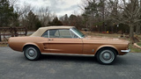 1967 Ford Mustang Convertible 2 Door Coupe