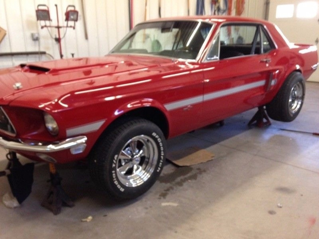 1968 Ford Mustang High Country Special photo